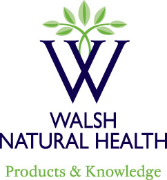 Walsh Natural Health logo