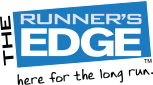 The Runner's Edge logo