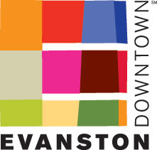Downtown Evanston logo