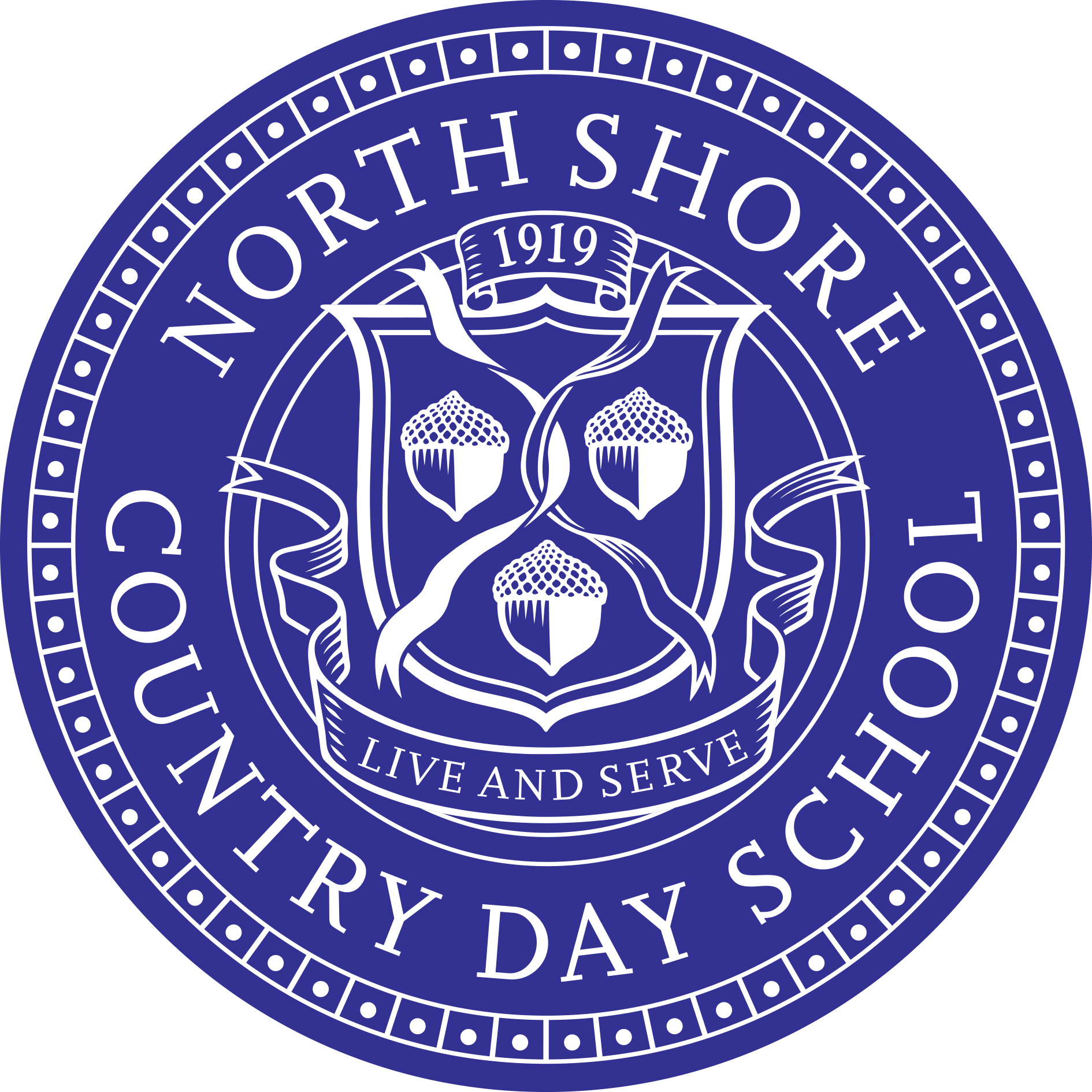 North Shore Country Day logo