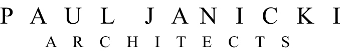 Paul Janicki Architects logo