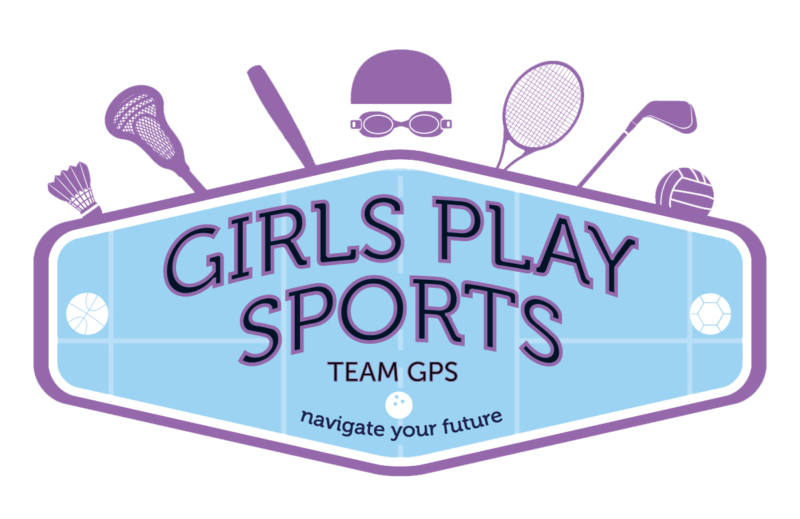 Girls Play Sports logo